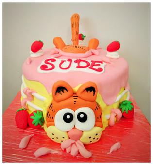 Garfield Pastası