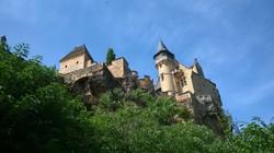 Chateau de Montfort on the Dordogne