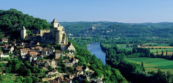 The fortress of Castelnaud