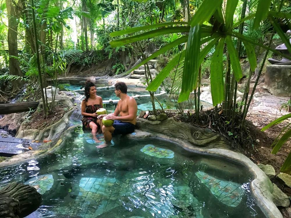 Wareerak Hot Spring Spa Krabi Thailand