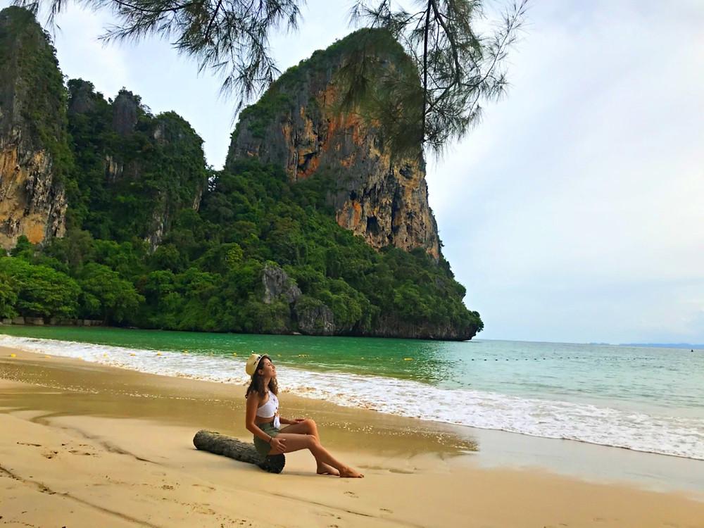 Krabi Railay Beach Thailand