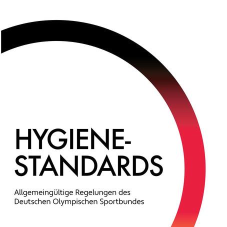 Zertifiziertes Hygienekonzept für den bundesweiten Sport