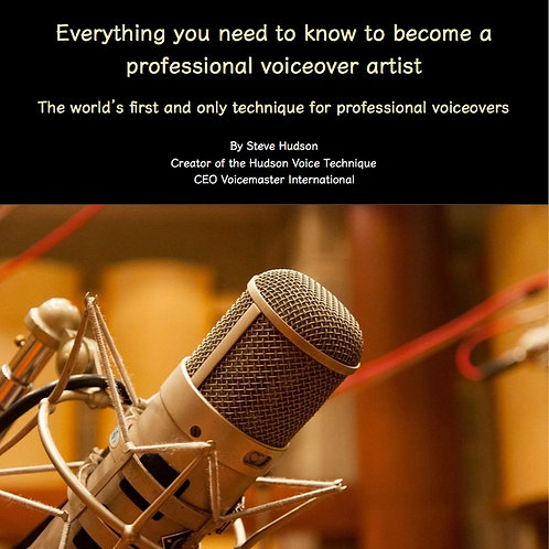 Free Voiceover Brochure