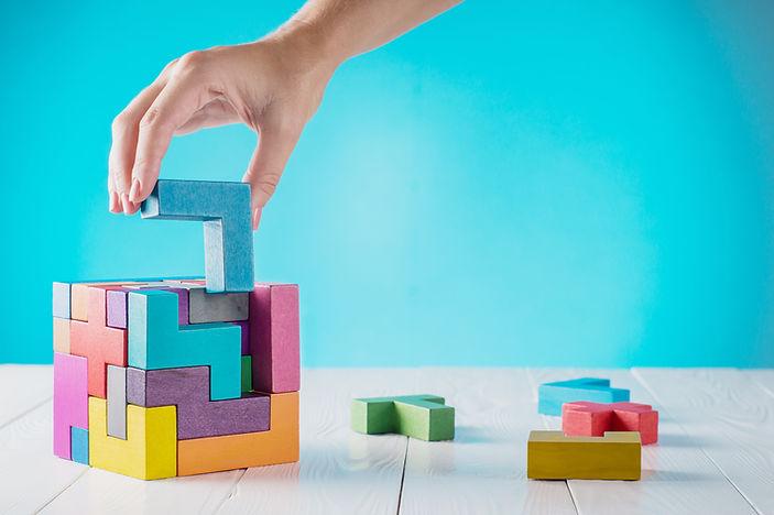 Concept of decision making process, logi