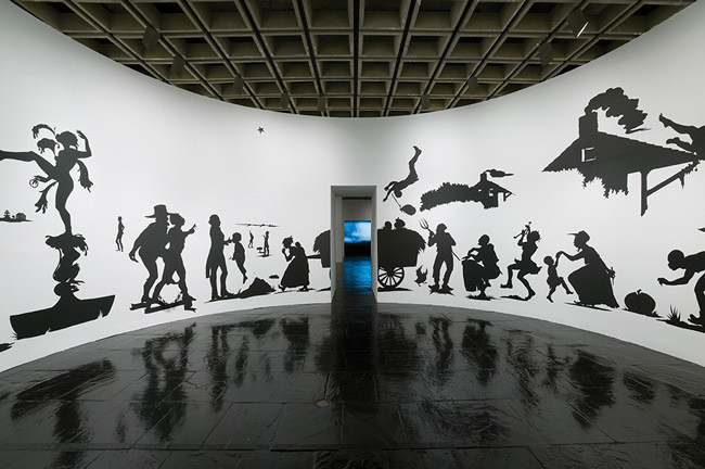 installation by Kara Walker