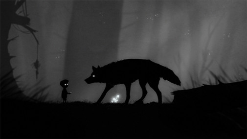 image from Limbo game