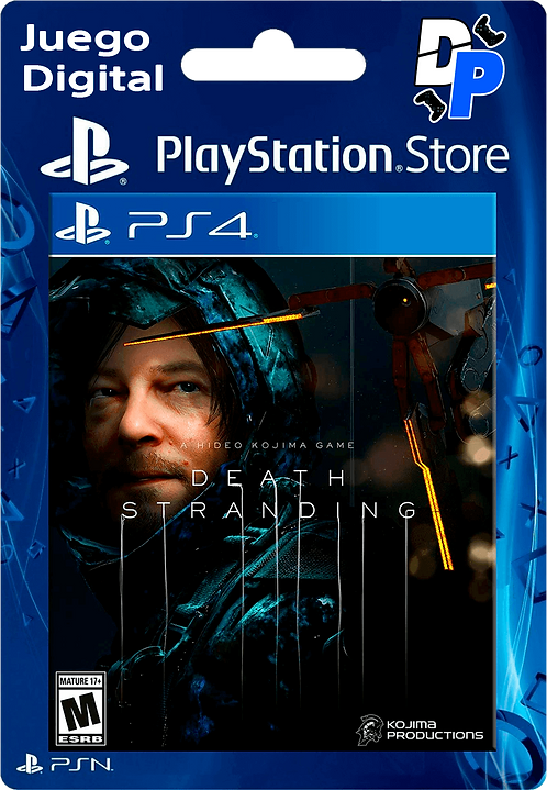 DEATH STRANDING Digital PS4