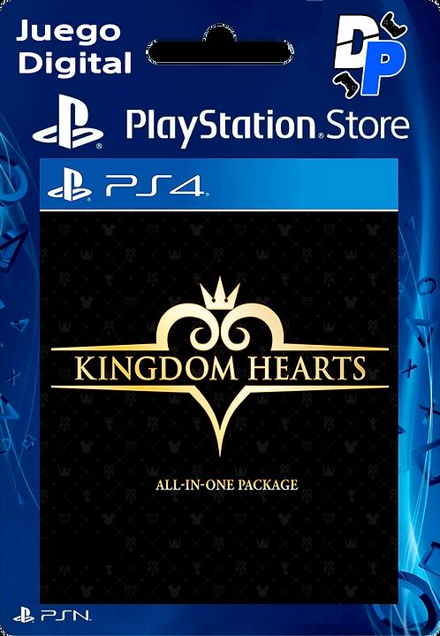 All-In-One de KINGDOM HEARTS Digital PS4