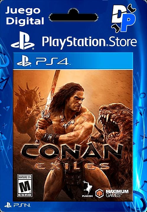 Conan Exiles Digital para PS4