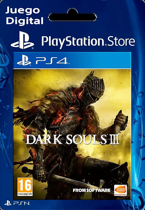 DARK SOULS III Digital para PS4