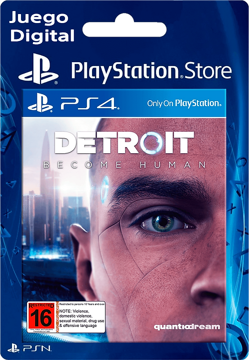 Detroit: Become Human Digital para PS4