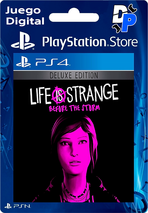 Life is Strange: Before the Storm - Deluxe Edition Digital para PS4