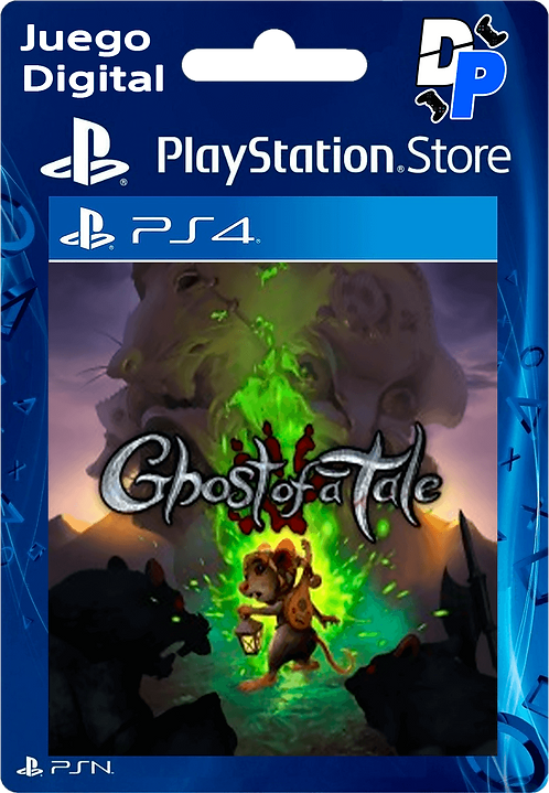 Ghost of a Tale Digital para PS4