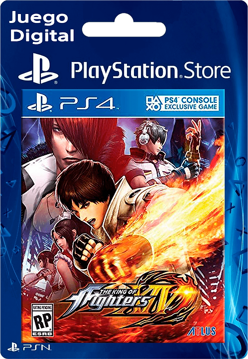 The King of Fighters XIV Digital para PS4