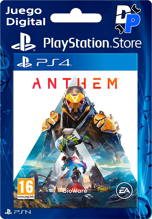 Anthem Edición Estándar Digital PS4