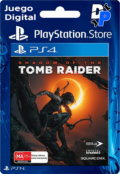 Shadow of the Tomb Raider Digital PS4