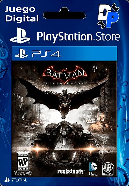 Batman: Arkham Knight Digital para PS4