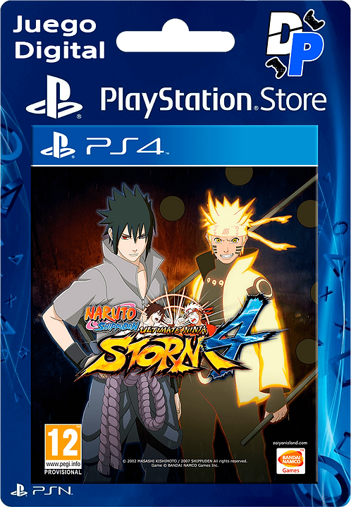 NARUTO SHIPPUDEN™: Ultimate Ninja® STORM 4 Digital PS4