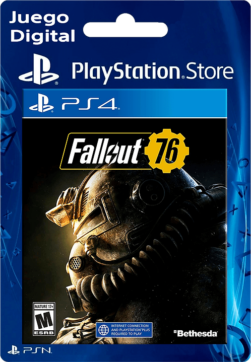 Fallout 76 Digital para PS4