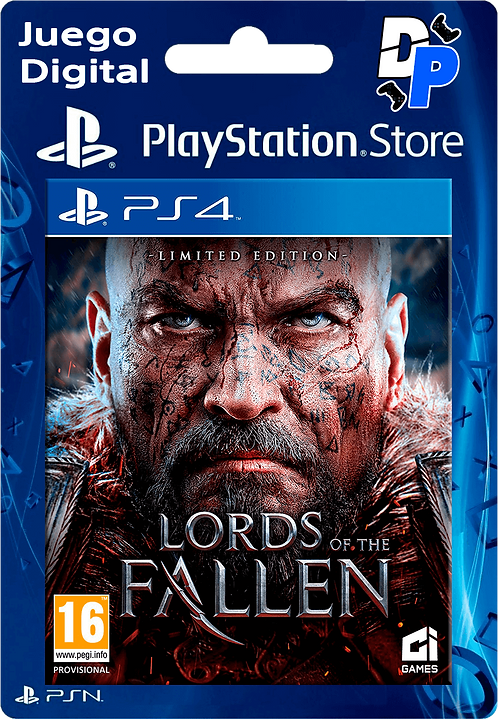 Lords of the Fallen Complete Edition Digital para PS4