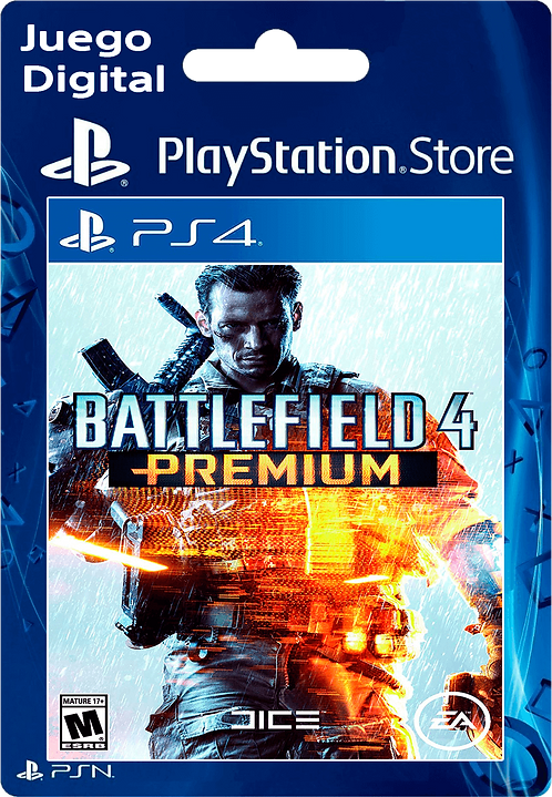 Battlefield 4 Premium Edition Digital para PS4