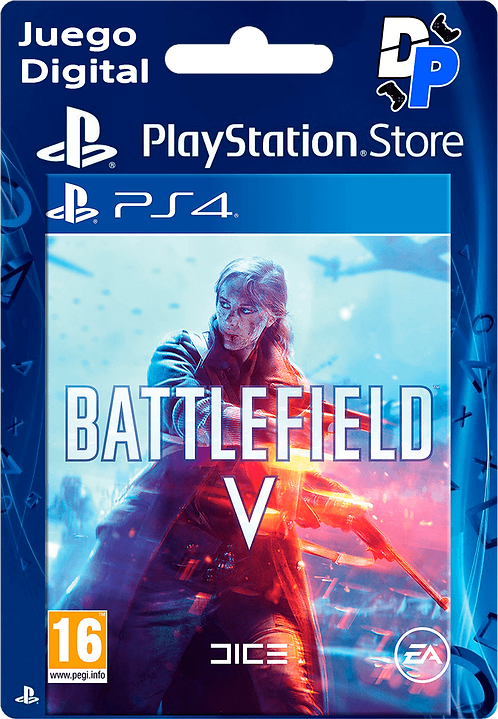 Battlefield V Digital PS4