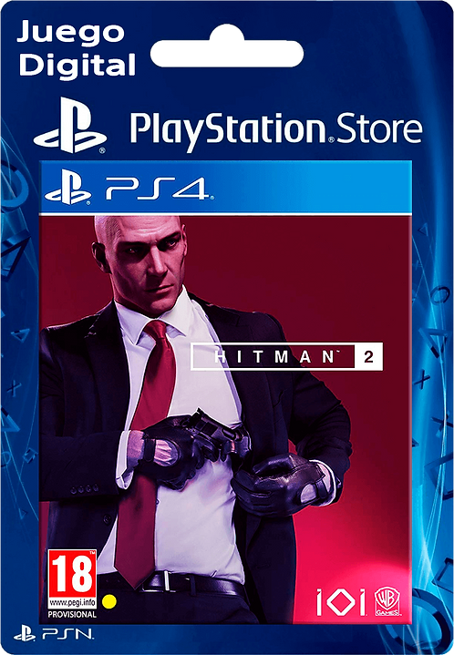HITMAN 2 Digital para PS4