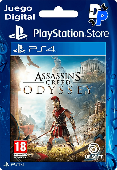 Assassin's Creed Odyssey Digital para PS4