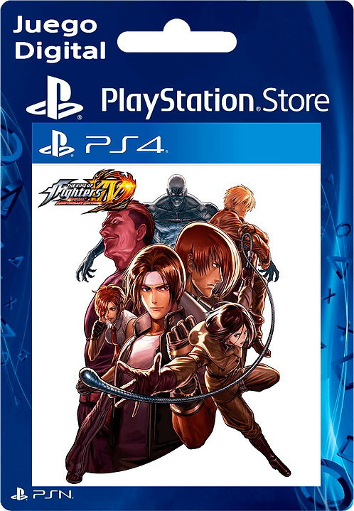 THE KING OF FIGHTERS XIV Special Anniversary Edition Digital para PS4