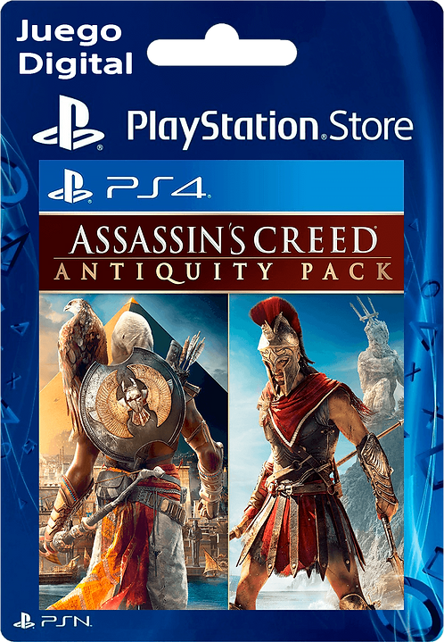 Assassin's Creed Antiquity Pack Digital PS4