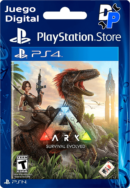 ARK: Survival Evolved Digital para PS4