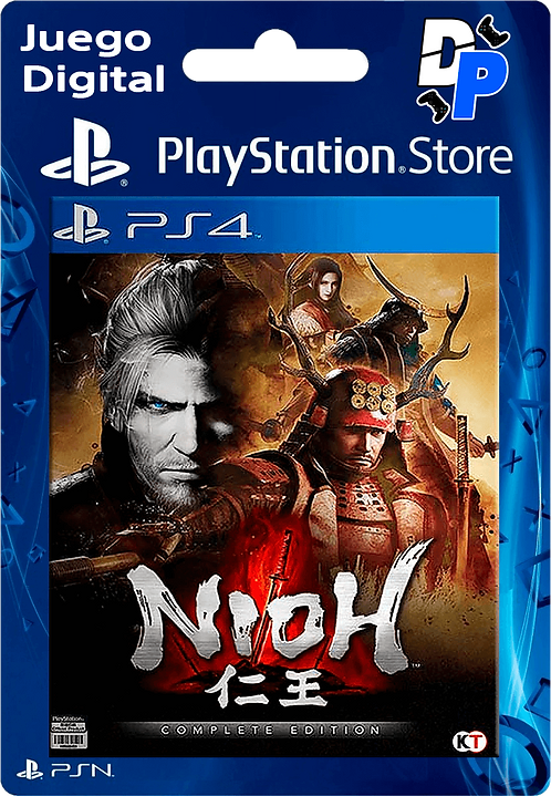 Nioh - The Complete Edition Digital para PS4