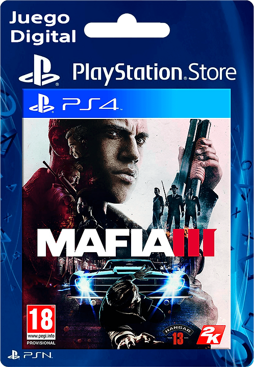 Mafia III Digital para PS4