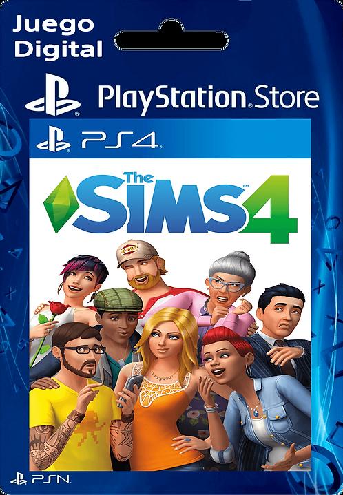 Los Sims 4 Digital para PS4