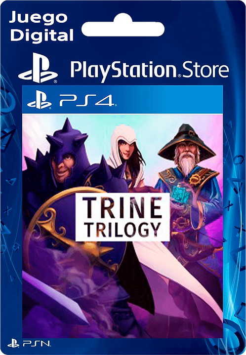 Trine Trilogy Digital para PS4