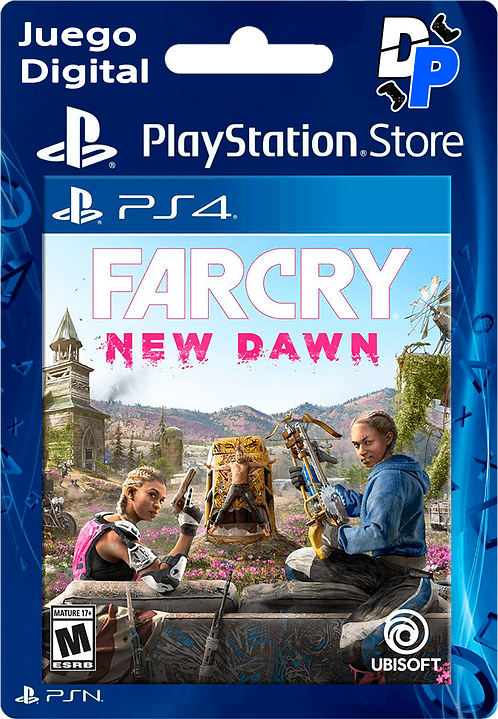 Far Cry New Dawn Deluxe Edition Digital PS4