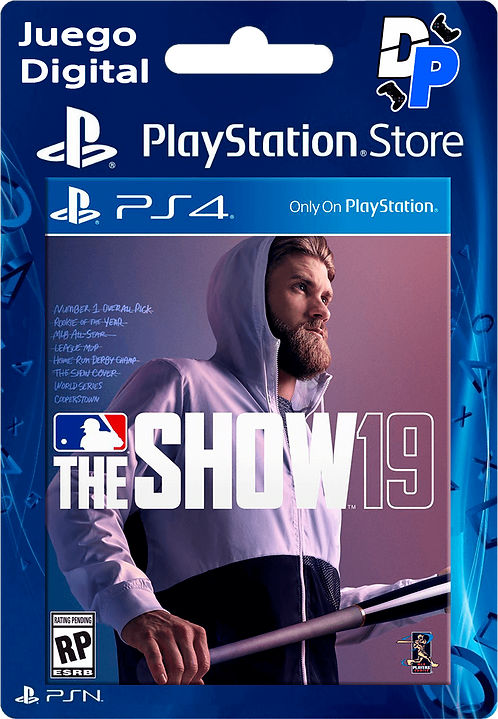 MLB The Show 19 Digital PS4