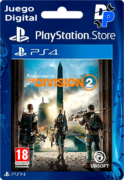 Tom Clancy's The Division 2 Edición Standard Digital PS4