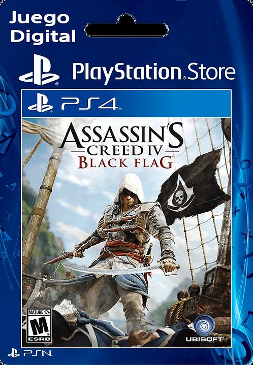Assassin's Creed IV Black Flag Digital PS4