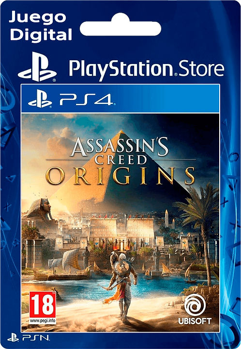 Assassin's Creed Origins Digital para PS4
