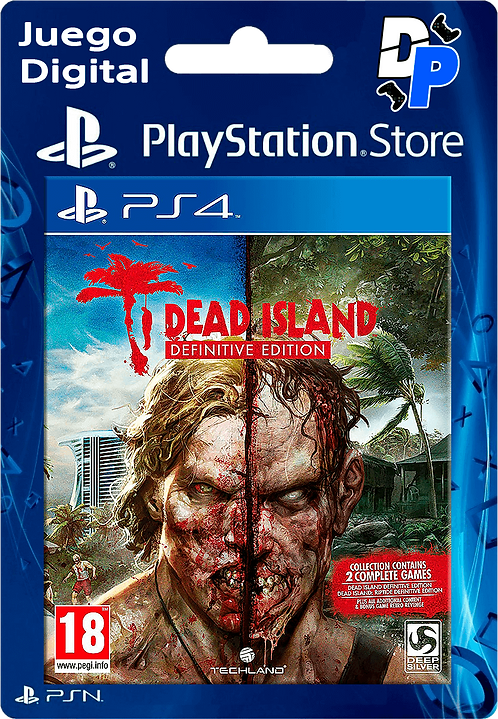 Dead Island Definitive Edition Digital para PS4