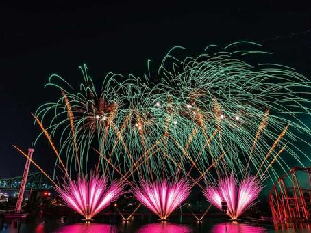 Los fuegos artificiales de La Ronde regresarán solo una noche este verano