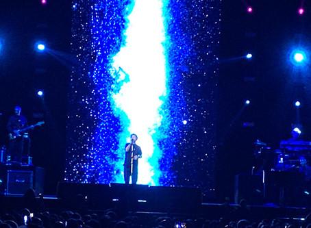 Eroz Ramazzotty y su VITA CE N ' E WORLD TOUR llegó a la Place Bell