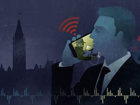 Uso de tecnología secreta canadiense necesita una orden judicial
