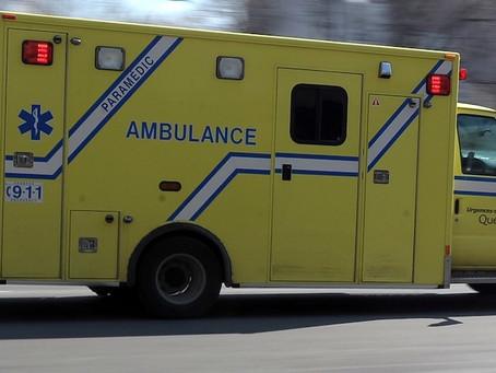 La ambulancia, no es gratis