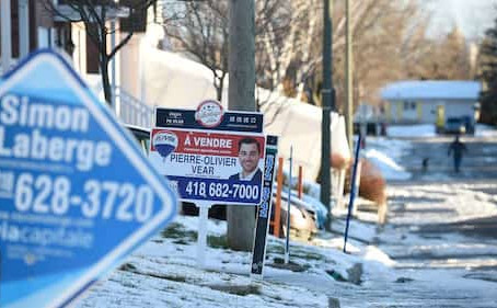 Inmuebles en el Gran Montreal: la pandemia ha aumentado la migración a los suburbios