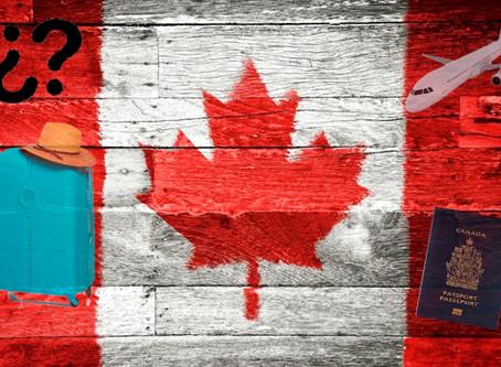 A PESAR DE LA PANDEMIA, QUIENES PUEDEN VENIR A CANADA