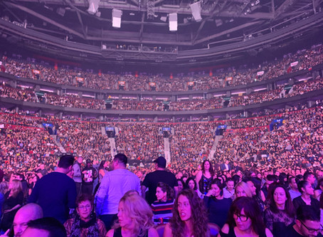 Marc Anthony y su Opus Tour en una noche llena de emociones.