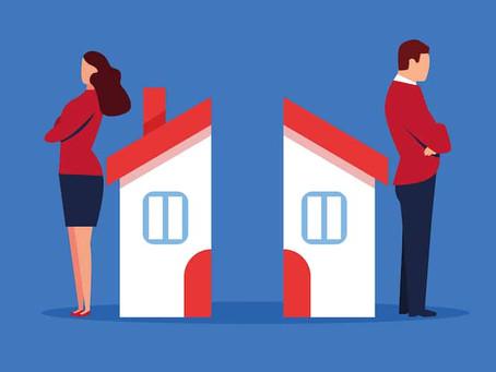 Opciones para mantener la casa en caso de separación
