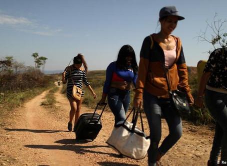 Personas refugiadas, una base importante para el desarrollo de cada para cada país.